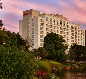 Gaithersburg Marriott Washingtonian Center exterior view Photo
