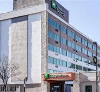 Holiday Inn Express-Washington DC N/Silver Spring exterior Photo