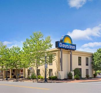 Days Inn-Silver Spring exterior view Photo