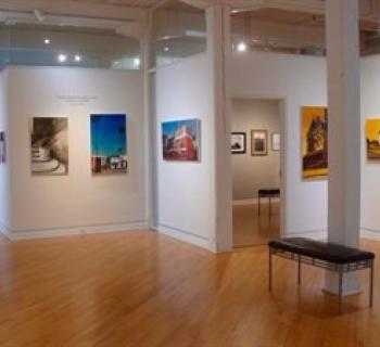 Delaplaine Arts Center-interior Photo