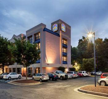 Best Western Plus-BWI Airport/Arundel Mills exterior view Photo