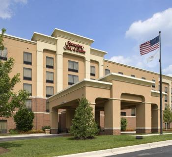 Hampton Inn & Suites-Arundel Mills/Baltimore exterior view Photo