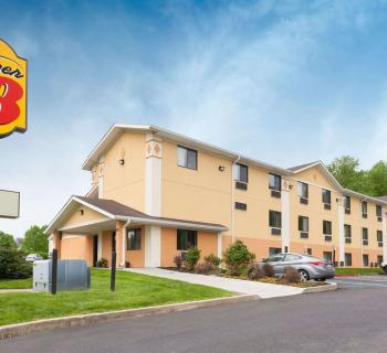 Super 8 Motel-Havre de Grace exterior view Photo