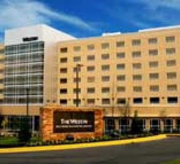 Westin-BWI Airport exterior Photo
