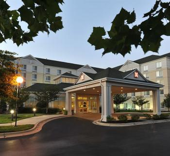 Hilton Garden Inn-BWI exterior Photo