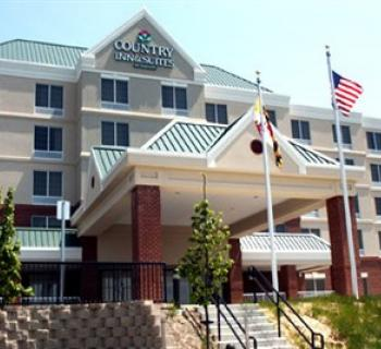 Country Inn & Suites-BWI exterior view Photo
