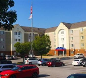 Candlewood Suites-BWI exterior view Photo