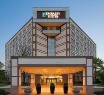 Embassy Suites-BWI exterior view Photo