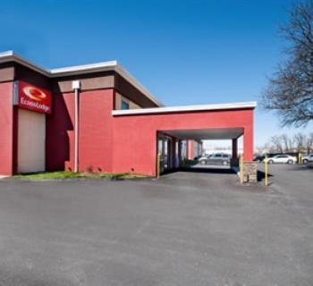Econo Lodge-Baltimore exterior Photo