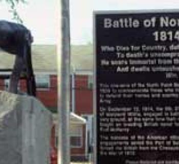 Battle Acre Monument Photo