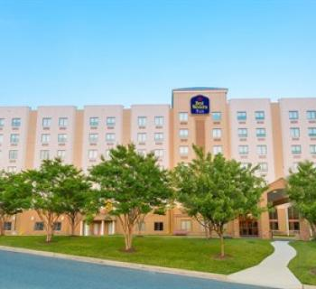 Best Western Plus-BWI Airport North Inn & Suites exterior Photo