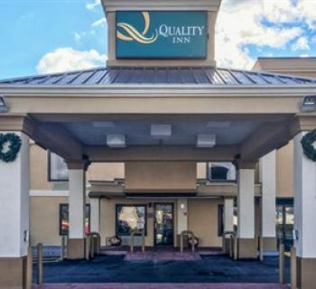 Quality Inn-Catonsville exterior Photo