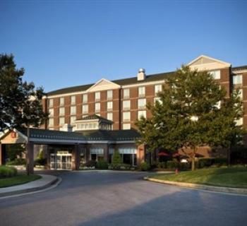 Hilton Garden Inn-White Marsh exterior view Photo