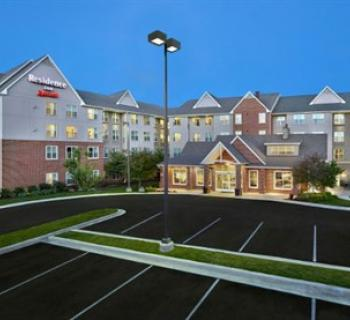 Residence Inn by Marriott-Waldorf exterior view Photo