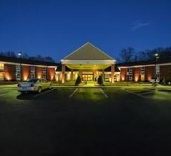 Best Western-La Plata Inn exterior night view Photo