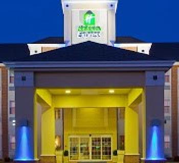 Holiday Inn Express-Prince Frederick exterior view Photo