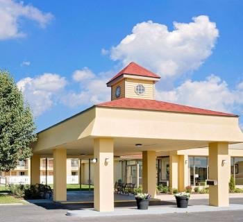 Days Inn-Easton exterior view Photo