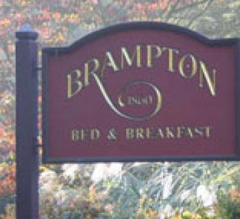 Brampton Bed and Breakfast Inn signage Photo