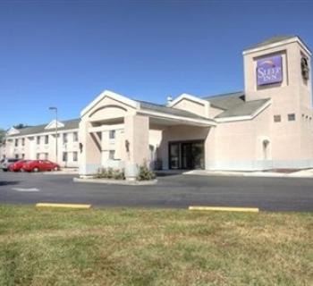 Sleep Inn-Grasonville exterior Photo