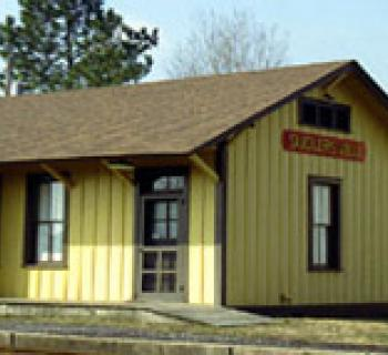 Sudlersville Train Station Museum Photo