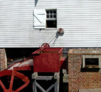 Wye Grist Mill adn Museum Photo