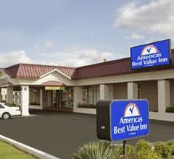 America's Best Value Inn-Salisbury exterior Photo