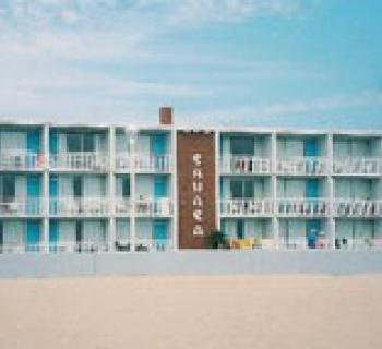 Sahara Motel exterior view Photo