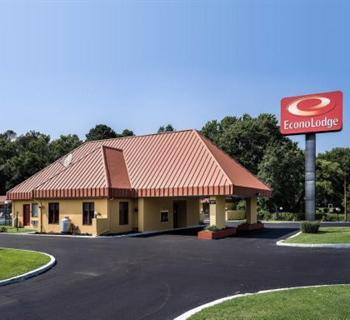 Econo Lodge-Pocomoke City exterior Photo