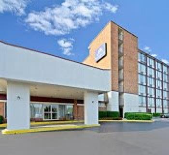 America's Best Value Inn-Baltimore exterior view Photo
