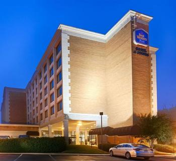 Best Western Plus Hotel & Suites-Rockville exterior view Photo