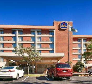 Best Western-Capital Beltway exterior view Photo