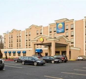 Comfort Inn-Towson exterior Photo