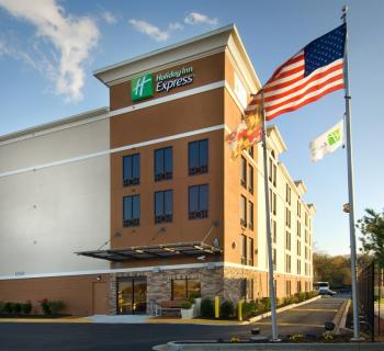 Holiday Inn Express-Washington DC/BW Parkway exterior view Photo