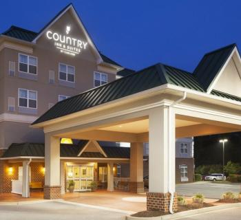 Country Inn & Suites-California exterior view Photo