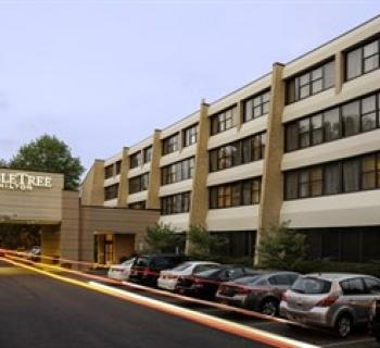 Exterior DoubleTree by Hilton Hotel-Columbia Photo