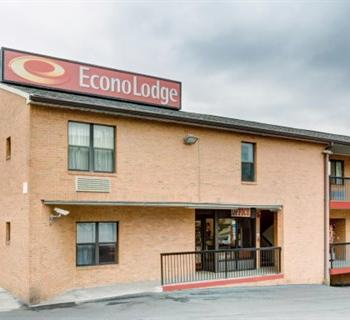 Econo Lodge-College Park exterior Photo