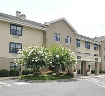 Extended Stay America-Gaithersburg North exterior view Photo