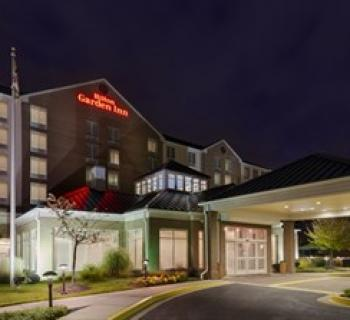 Hilton Garden Inn-Washington, DC/Greenbelt exterior Photo