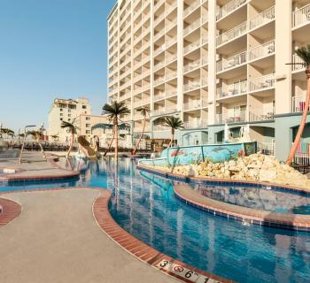Holiday Inn Hotel & Suites-Ocean City exterior Photo