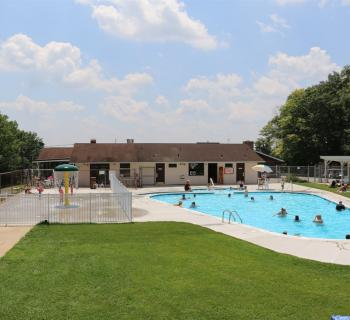 spray park pool Photo