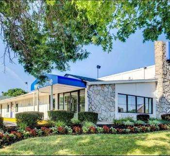 Motel 6 Baltimore West Photo