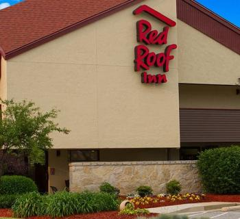 Red Roof Inn-Aberdeen exterior view Photo