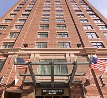 Residence Inn by Marriott-Baltimore Downtown/Inner Harbor exterior view Photo