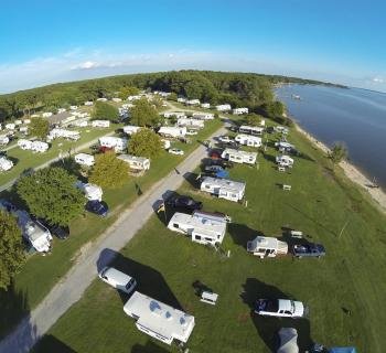 Roaring Point Waterfront Campground Photo