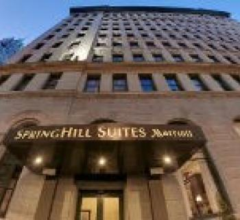 SpringHill Suites by Marriott-Baltimore Inner Harbor exterior view Photo