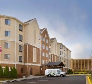 Staybridge Suites Baltimore BWI Airport exterior Photo