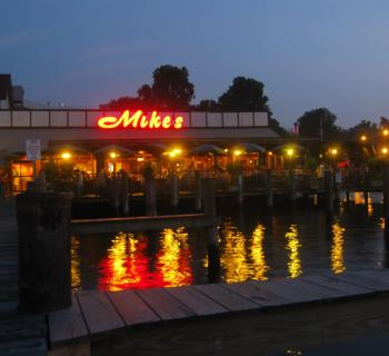 Mike's Restaurant: Crab House exterior view Photo