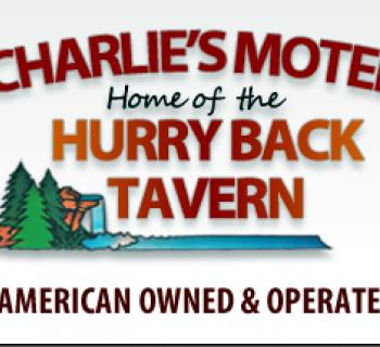 Hurry Back Tavern signage Photo
