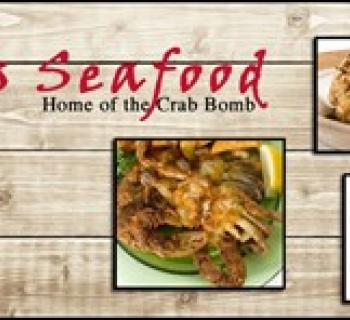 Jerry's Seafood-Bowie logo Photo