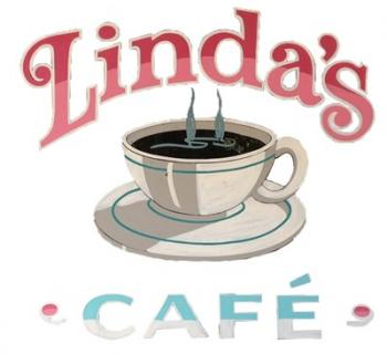 Linda's Cafe/Earth 2 Table Catering Co. logo Photo
